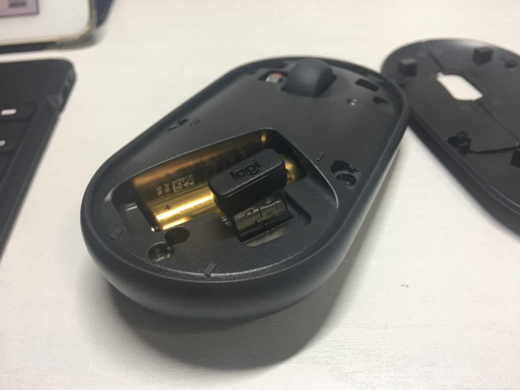 Logicool Pebble M350 USBレシーバー