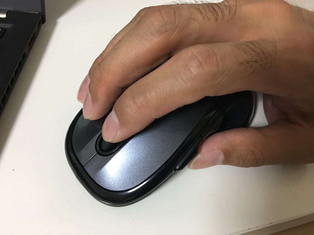 logicool wireless mouse m510
