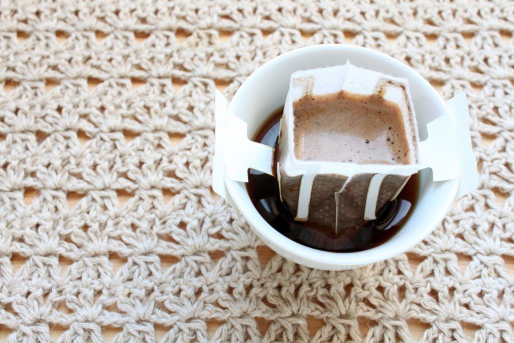 インスタントドリップコーヒー