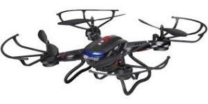 Drone quadcopter F181C