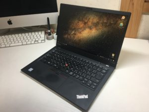 Lenovo ThinkPad X1 Carbon(2017モデル)