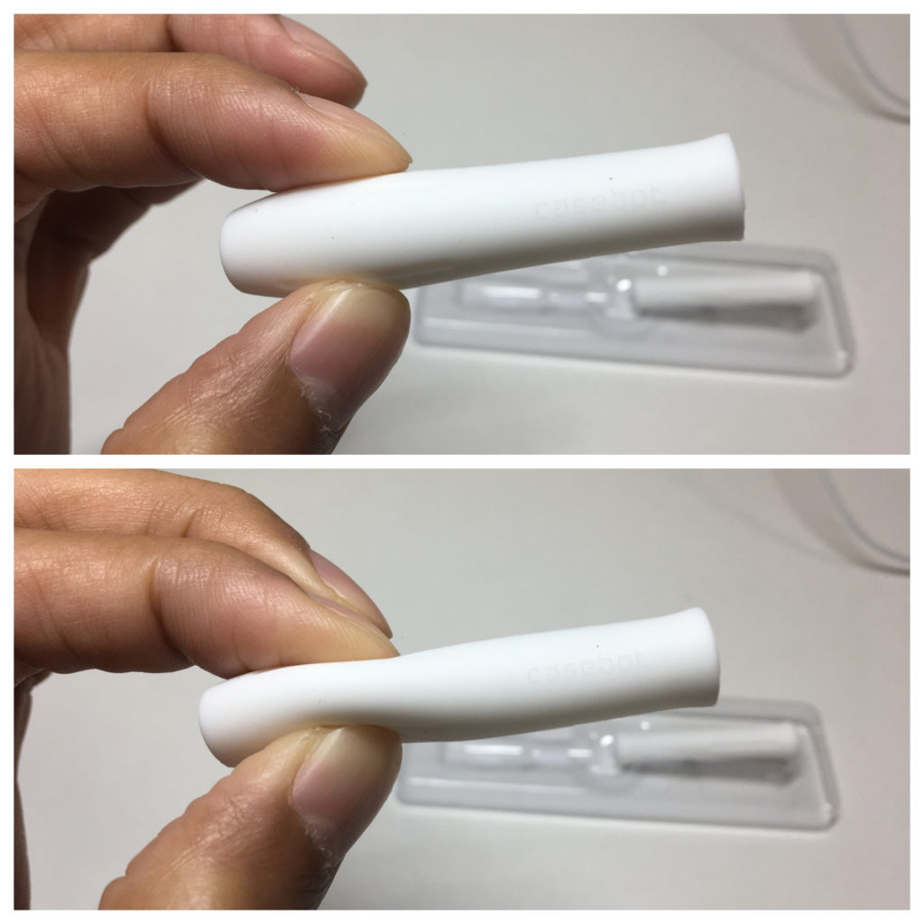 Apple Pencil グリップ太め