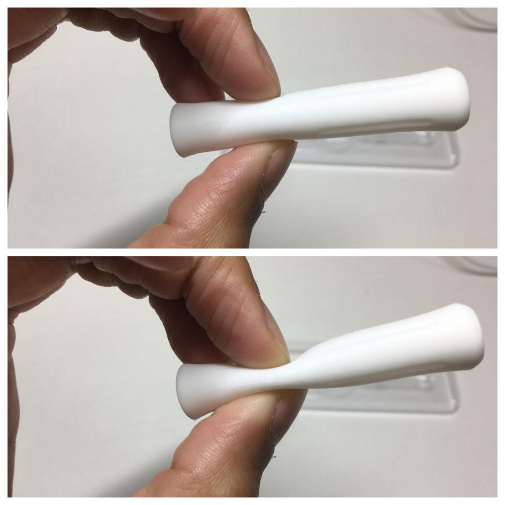 Apple Pencil グリップ細め