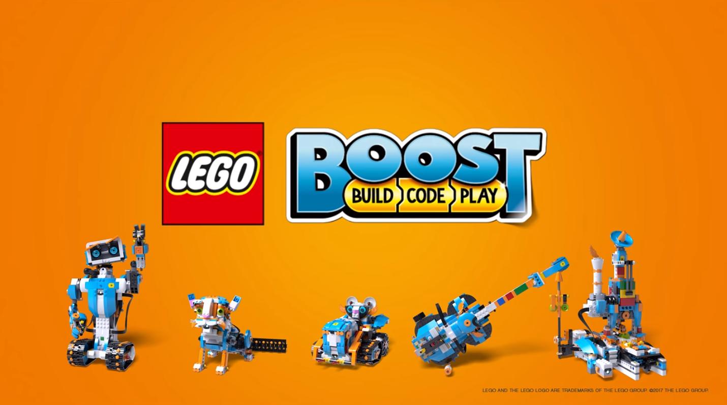 LEGOBOOSTの画像