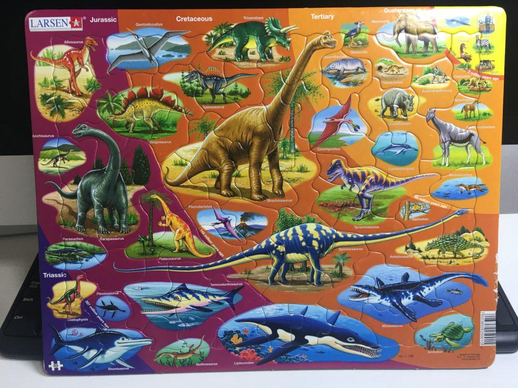 L.A. Larsen AS puzzle