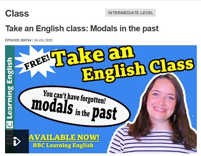 BBC Learning English CLASS